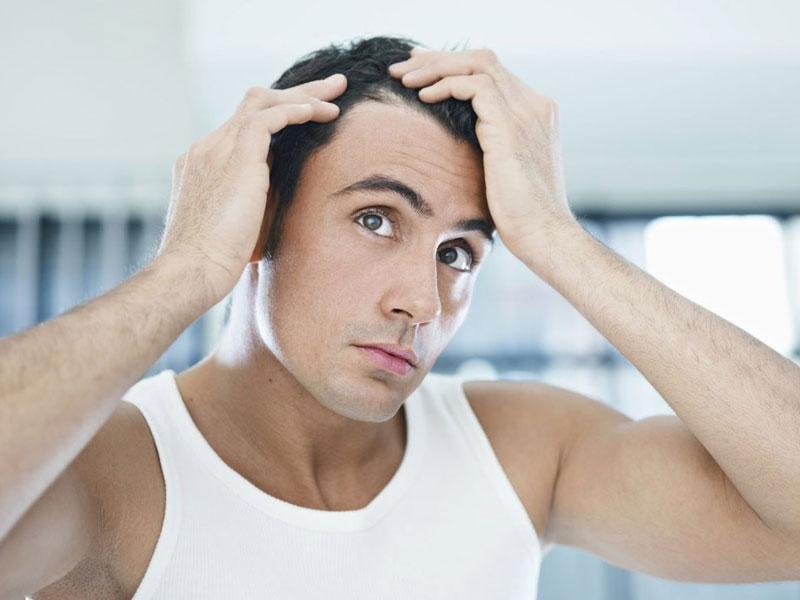 Tratamiento de prevención para la caída del pelo