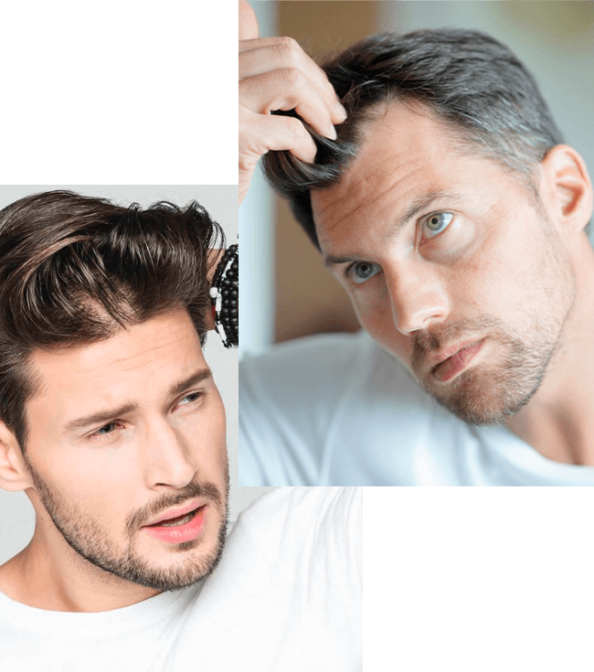 Garantía de crecimiento del pelo
